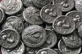 Histoire de la monnaie Gauloise